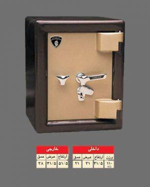 گاوصندوق خانگی مدل150k مقاوم در برابر آتش