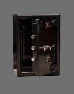 گاوصندوق خانگی ضدسرقت مقاوم در برابر آتش مدل ۳۵۰kk