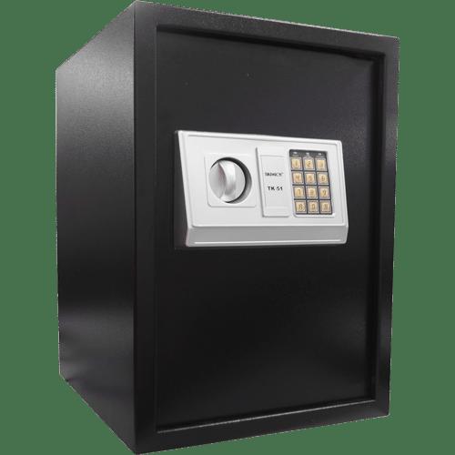 تصویر گاوصندوق بزرگ رمزدار
