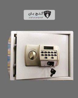 گاوصندوق مدل ۳۰ safe box ضد سرقت و مقاوم در برابر در آتش سوزی