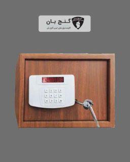 صندق مدل ۲۵ safe box هتلی