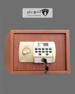 گاوصندوق هتلی مدل۲۵ safe box2