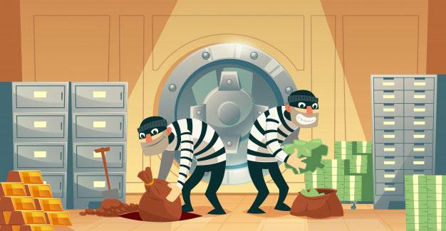 انواع روش سرقت گاوصندوق